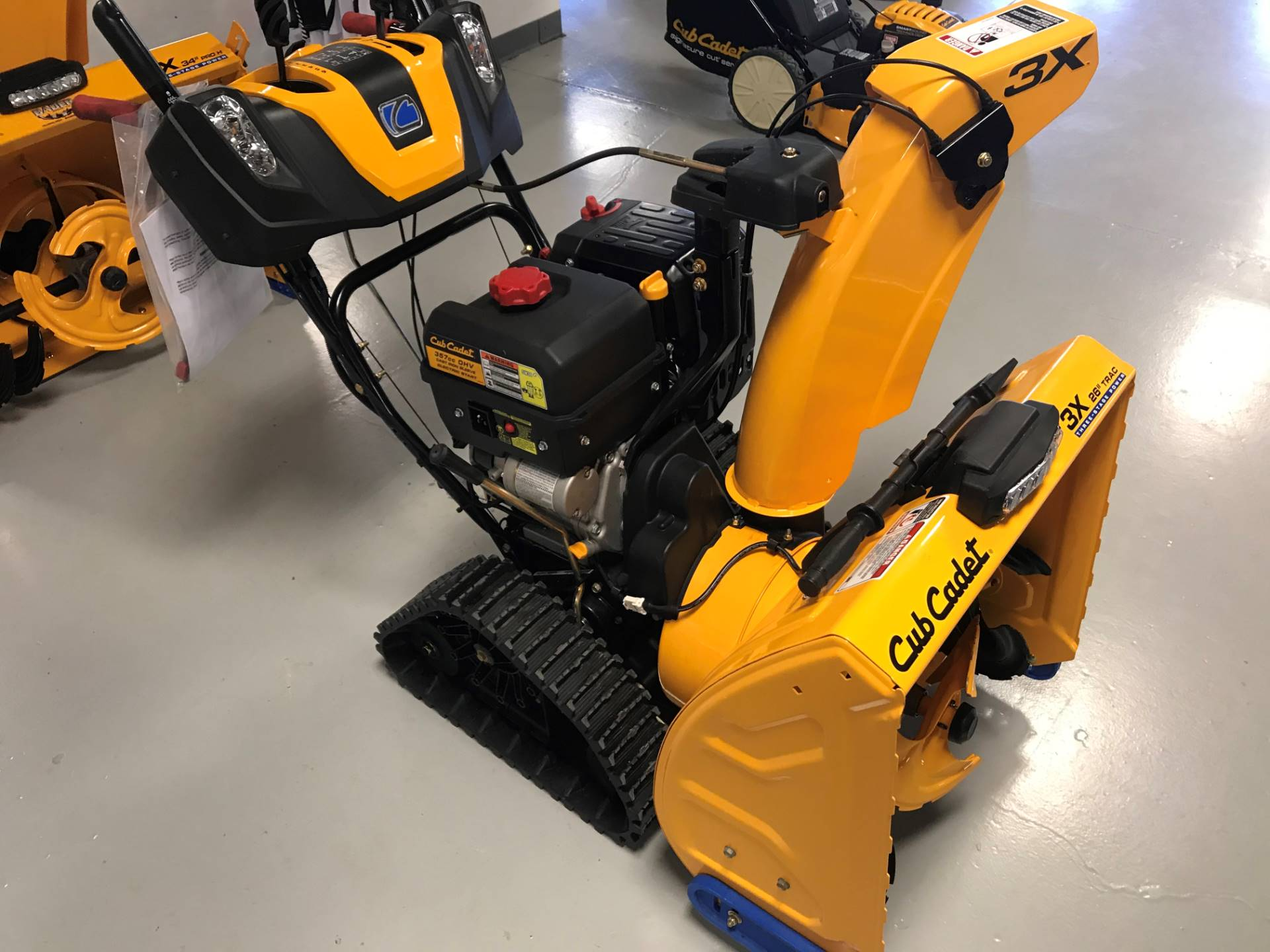 Cub Cadet 3X 26 in. Trac in Hillman, Michigan - Photo 1