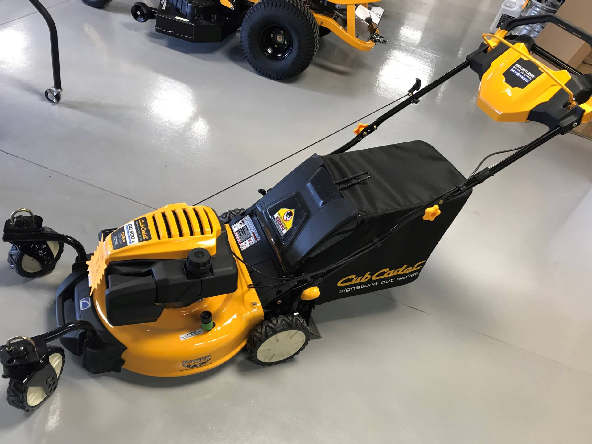 2019 Cub Cadet SC 500 Z in Hillman, Michigan