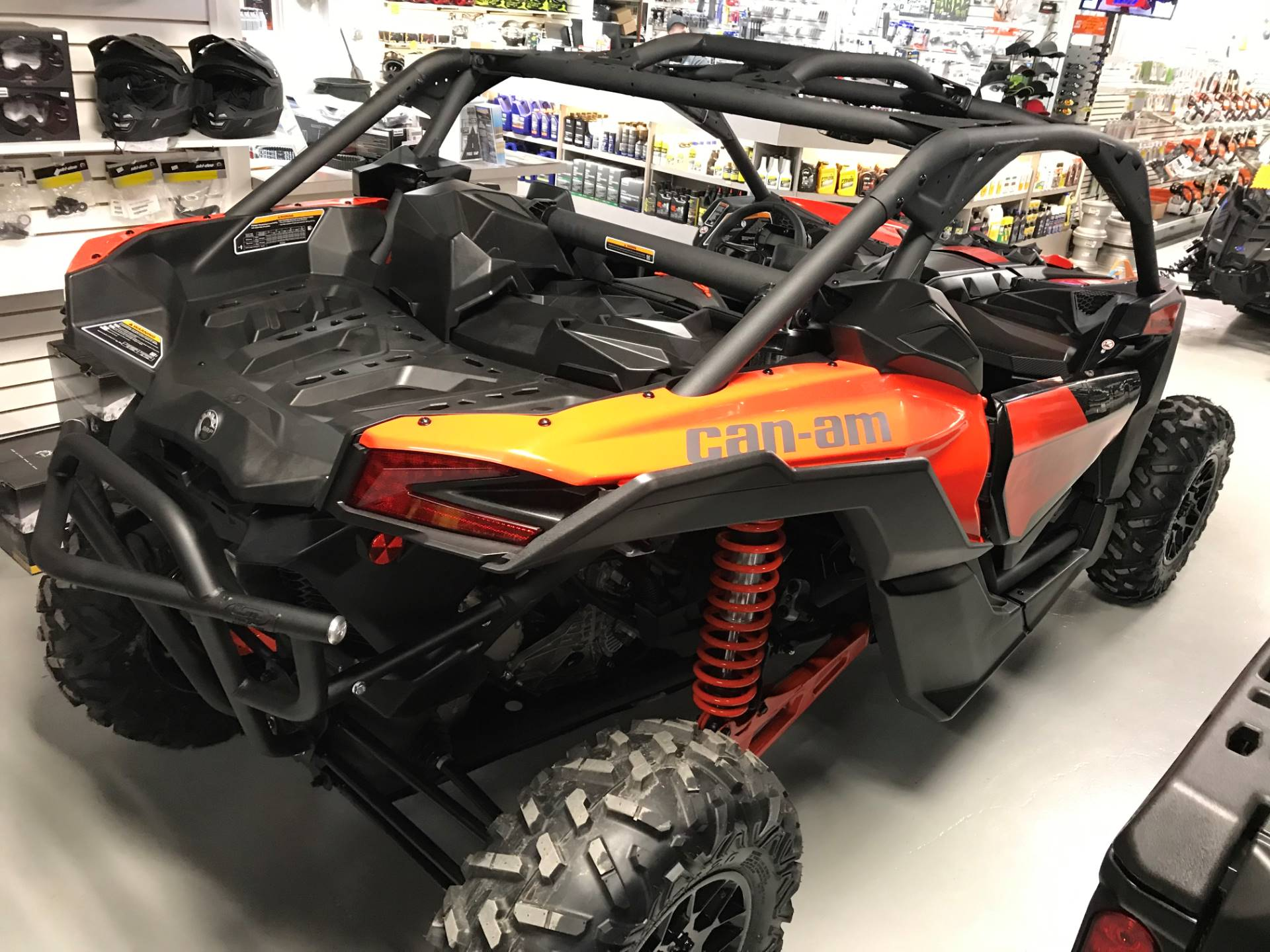 2020 Can-Am Maverick X3 Turbo in Hillman, Michigan - Photo 4