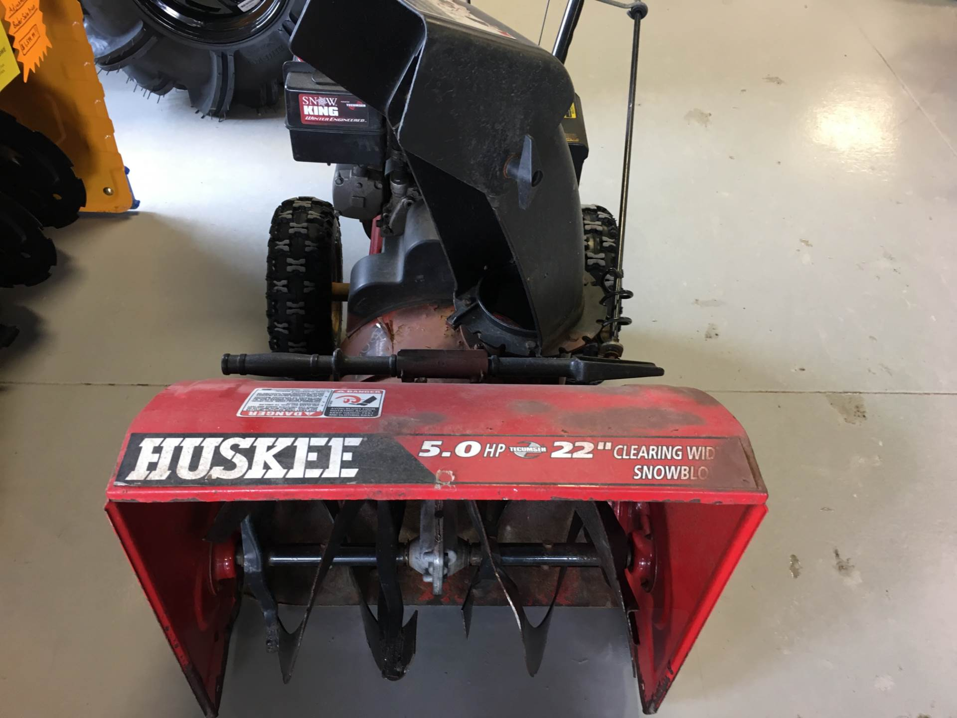 1992 MTD Products HUSKEE in Hillman, Michigan