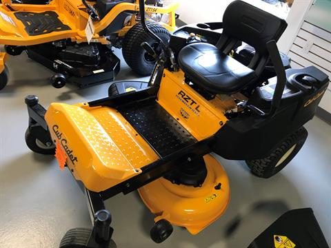 2018 Cub Cadet RZT L 42 in. Kohler 7000 Series 23 hp in Hillman, Michigan - Photo 1