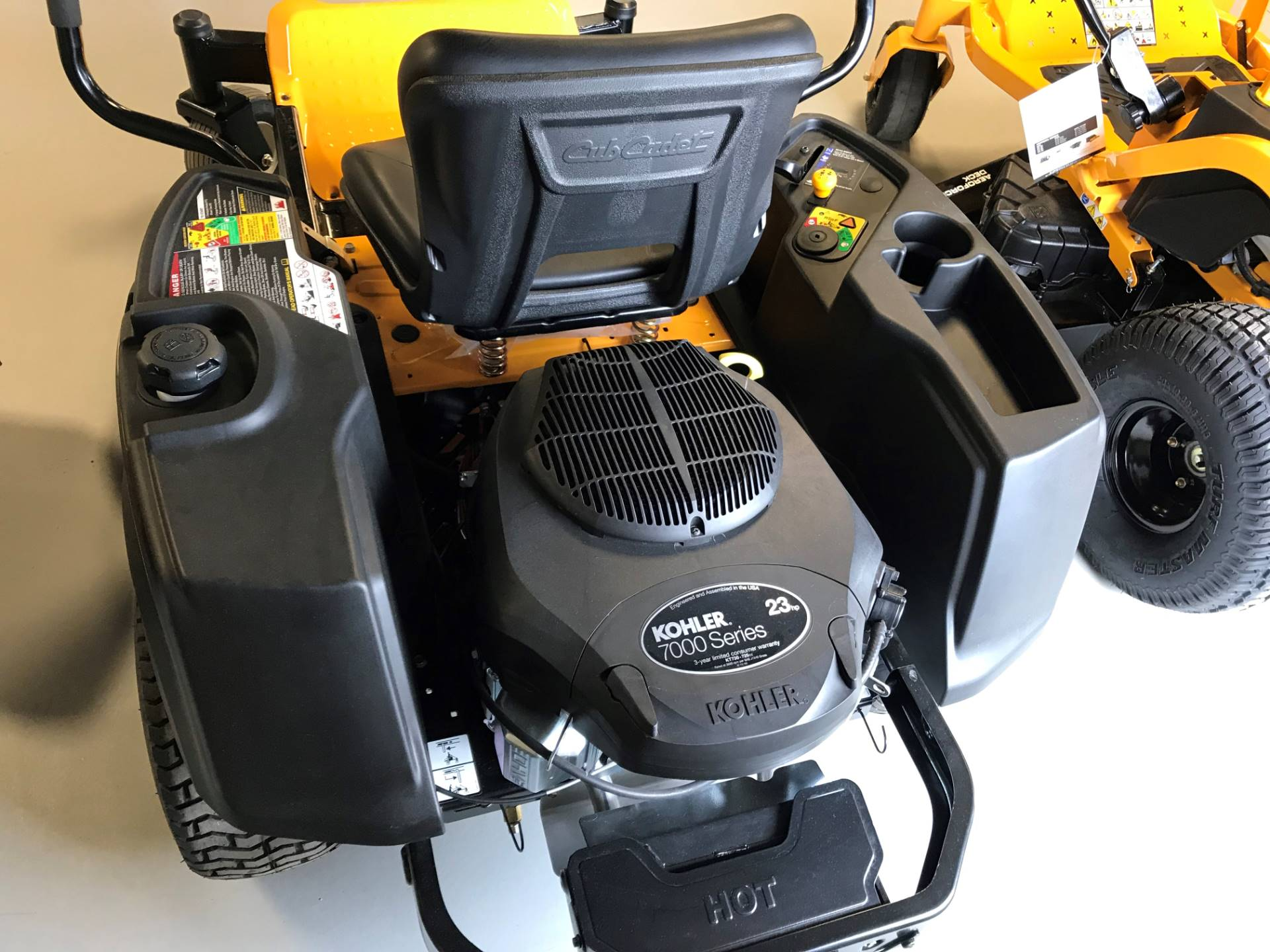 2018 Cub Cadet RZT L 42 in. Kohler 7000 Series 23 hp in Hillman, Michigan - Photo 2