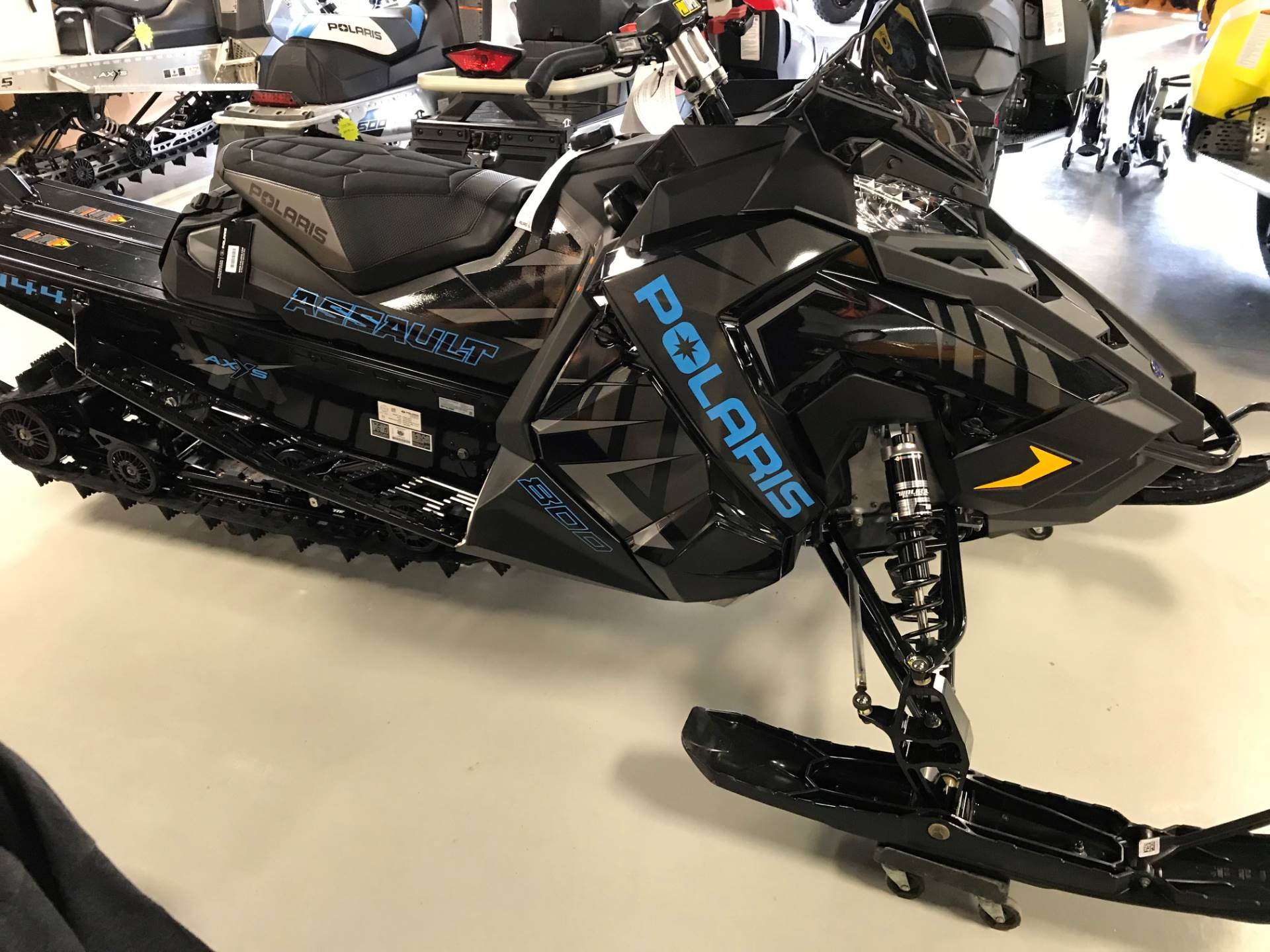 2020 Polaris 800 Switchback Assault 144 SC in Hillman, Michigan - Photo 2