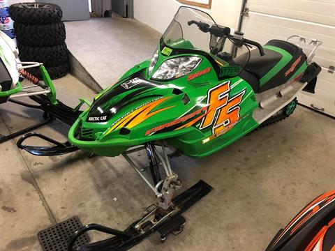 2006 Arctic Cat High Performance F5 Firecat Sno Pro in Escanaba, Michigan - Photo 1