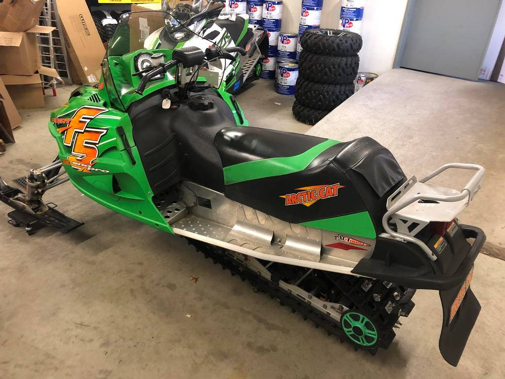 2006 Arctic Cat High Performance F5 Firecat Sno Pro in Escanaba, Michigan - Photo 2