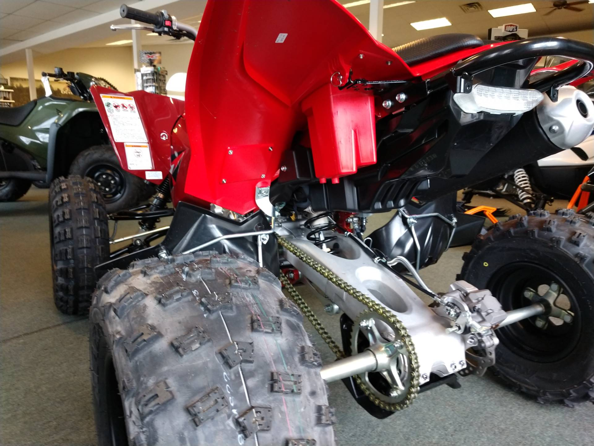 2019 Yamaha YFZ450R SE in Escanaba, Michigan - Photo 7