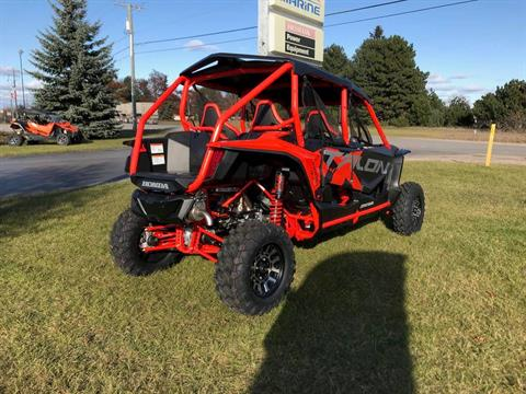 2020 Honda Talon 1000X-4 FOX Live Valve in Escanaba, Michigan - Photo 3