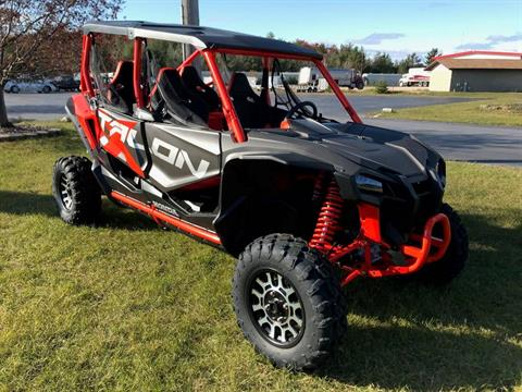 2020 Honda Talon 1000X-4 FOX Live Valve in Escanaba, Michigan - Photo 1