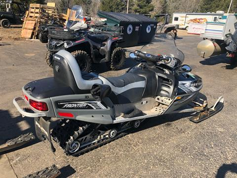 2005 Polaris Frontier Touring in Escanaba, Michigan - Photo 4
