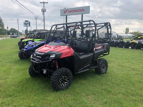 2020 Honda Pioneer 700-4 Deluxe in Escanaba, Michigan