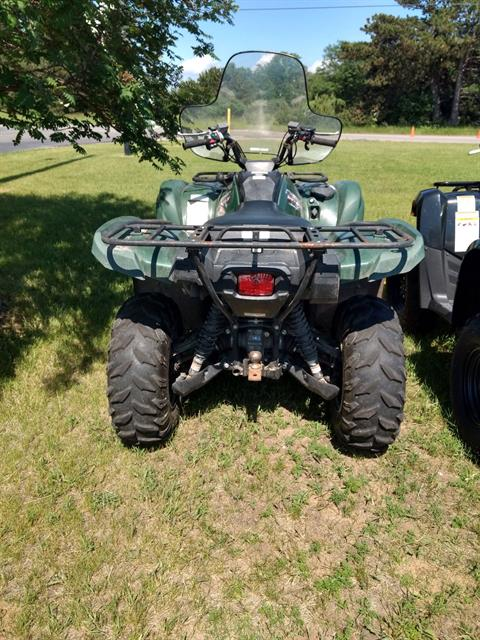 2012 Yamaha Grizzly 550 FI Auto. 4x4 in Escanaba, Michigan - Photo 2