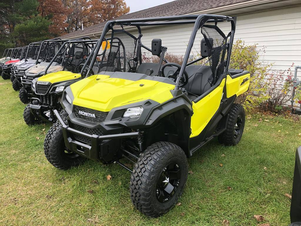 2019 Honda Pioneer 1000 EPS in Escanaba, Michigan - Photo 2
