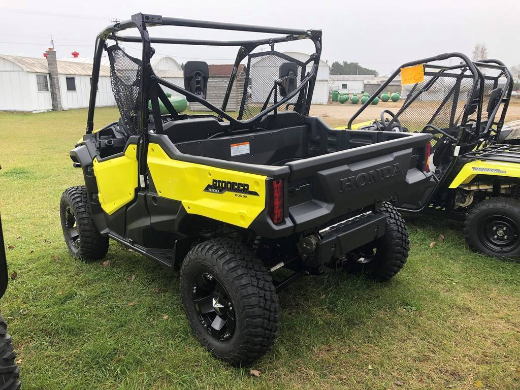 2019 Honda Pioneer 1000 EPS in Escanaba, Michigan - Photo 3