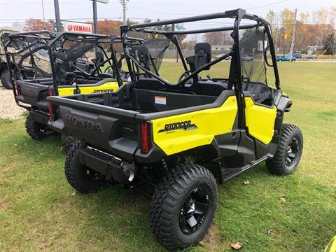 2019 Honda Pioneer 1000 EPS in Escanaba, Michigan - Photo 4