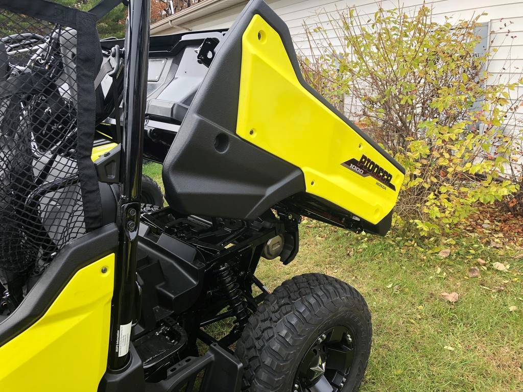 2019 Honda Pioneer 1000 EPS in Escanaba, Michigan - Photo 6