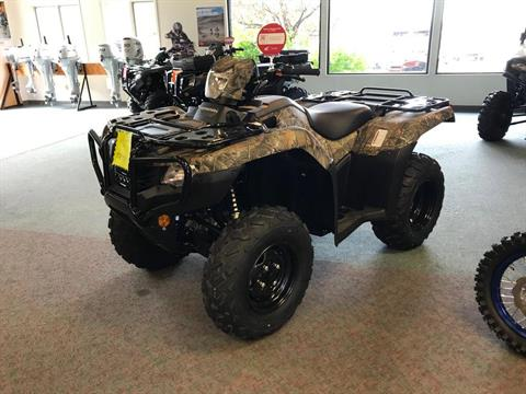 2020 Honda FourTrax Foreman 4x4 in Escanaba, Michigan