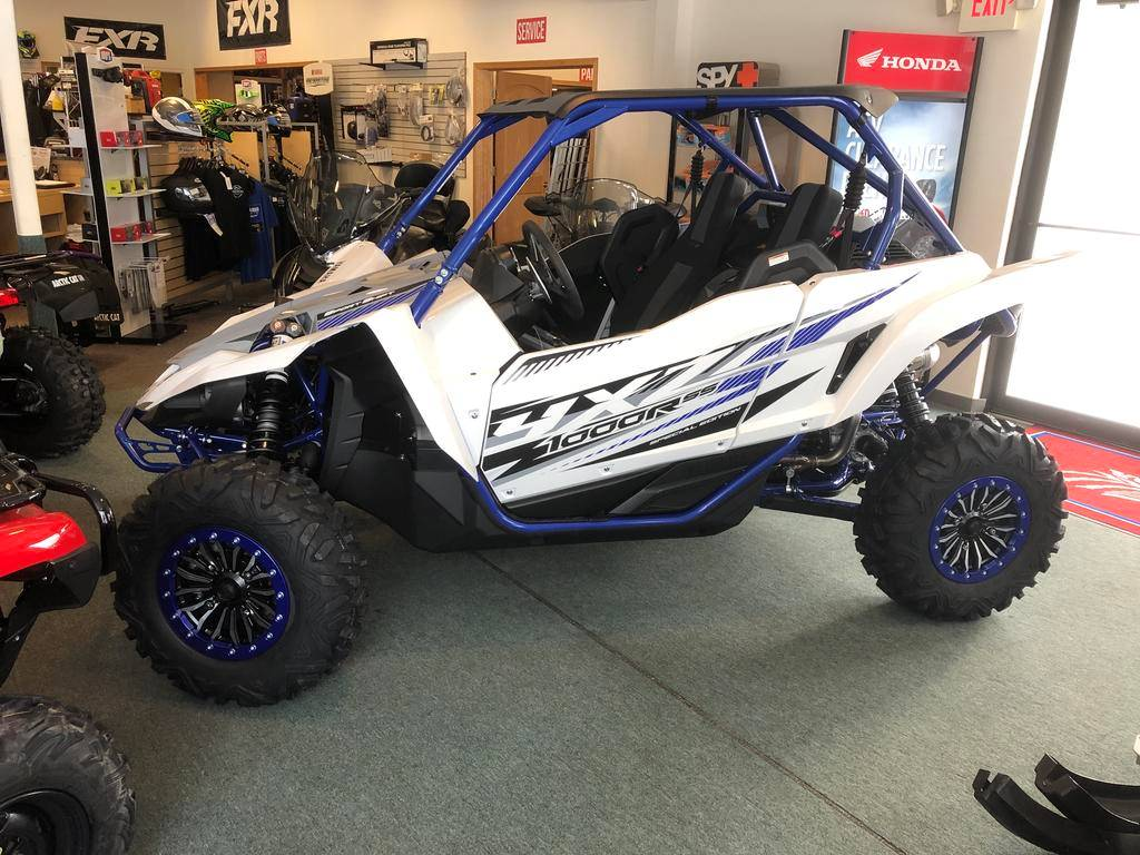 2019 Yamaha YXZ1000R SS SE in Escanaba, Michigan - Photo 1