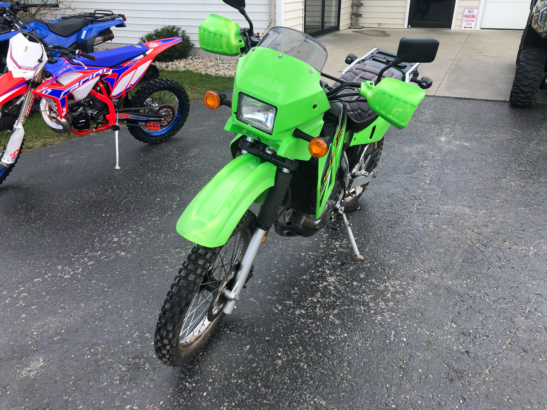 2006 Kawasaki KLR650 in Escanaba, Michigan - Photo 2