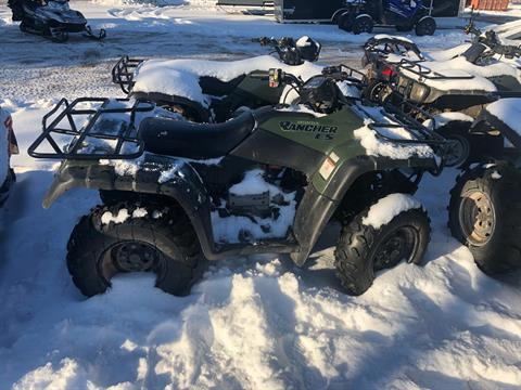 2002 Honda TRX350FE in Escanaba, Michigan - Photo 1