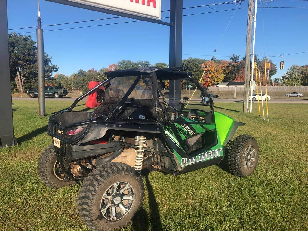 2013 Arctic Cat Wildcat™ 1000 in Escanaba, Michigan - Photo 2