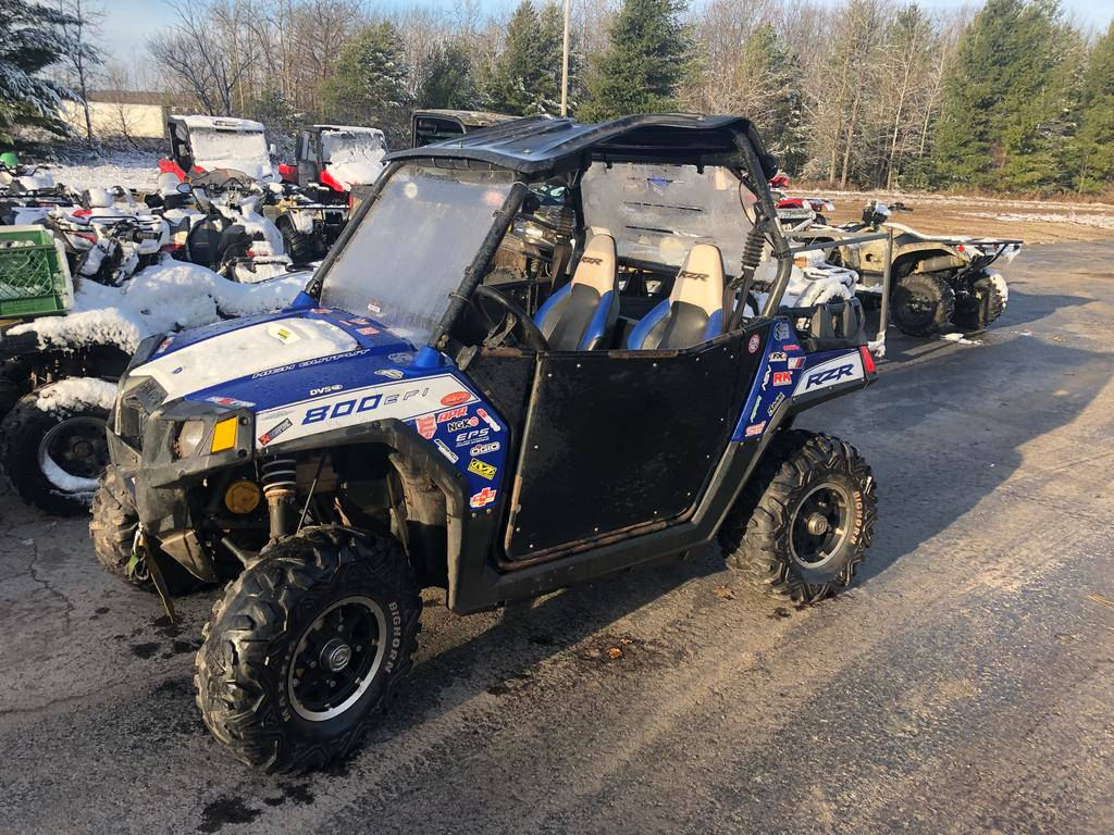 2012 Polaris Ranger RZR® 800 EPS LE in Escanaba, Michigan - Photo 1