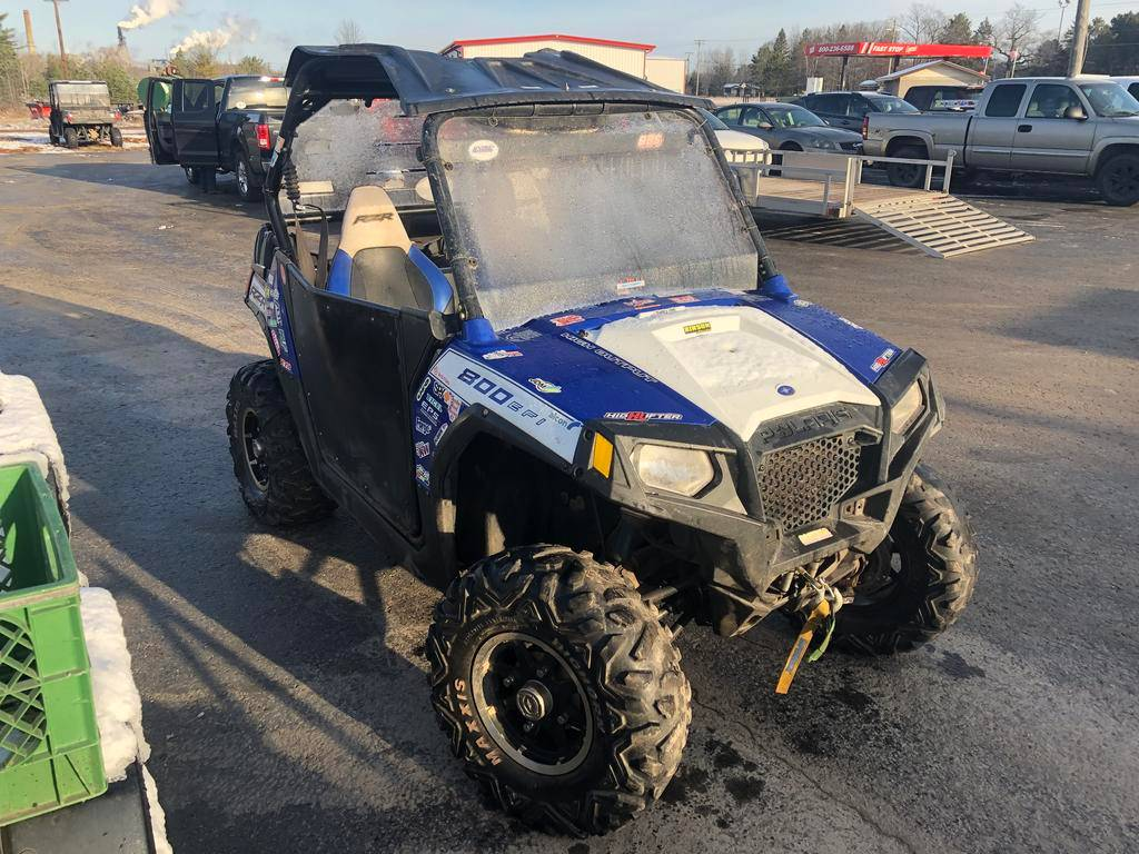2012 Polaris Ranger RZR® 800 EPS LE in Escanaba, Michigan - Photo 2