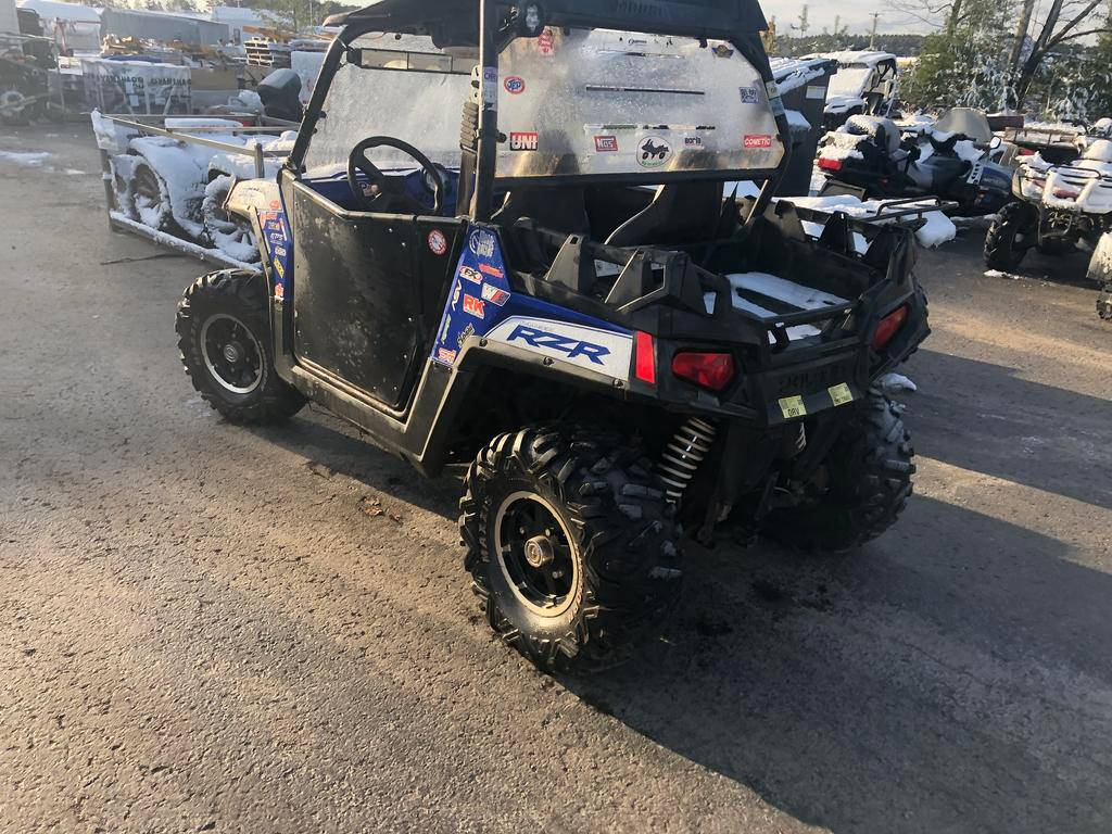 2012 Polaris Ranger RZR® 800 EPS LE in Escanaba, Michigan - Photo 4