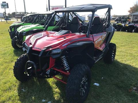 2020 Honda Talon 1000X in Escanaba, Michigan - Photo 1