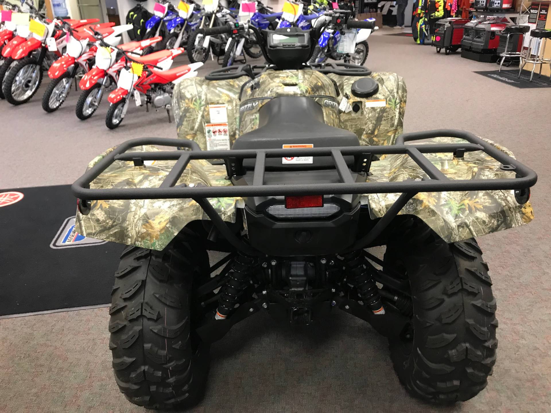2019 Yamaha Grizzly EPS in Escanaba, Michigan - Photo 3