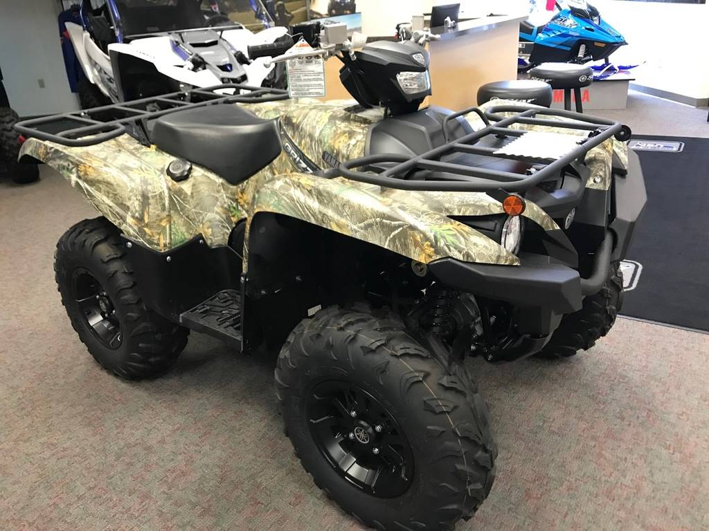 2019 Yamaha Grizzly EPS in Escanaba, Michigan - Photo 4