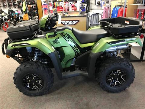 2020 Honda FourTrax Foreman Rubicon 4x4 Automatic DCT EPS Deluxe in Escanaba, Michigan - Photo 2