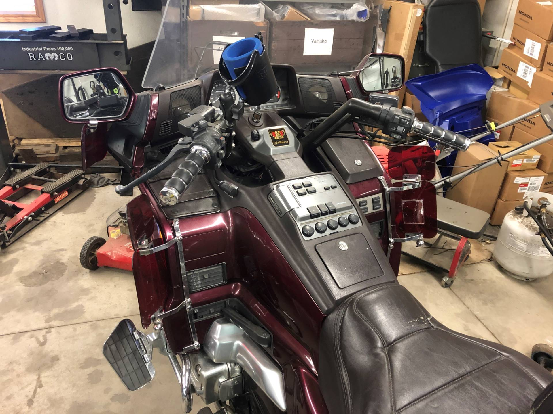 1989 Honda Gold Wing in Escanaba, Michigan - Photo 2