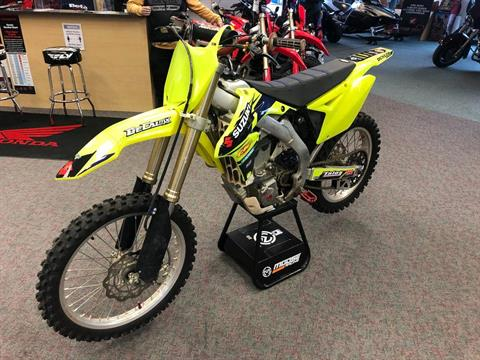 2012 Suzuki RM-Z450 in Escanaba, Michigan - Photo 1