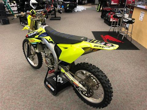 2012 Suzuki RM-Z450 in Escanaba, Michigan - Photo 2