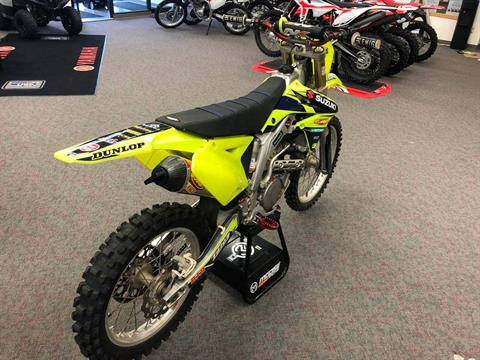 2012 Suzuki RM-Z450 in Escanaba, Michigan - Photo 3