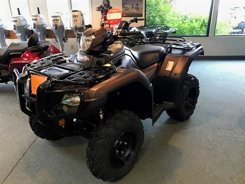2020 Honda FourTrax Foreman Rubicon 4x4 EPS in Escanaba, Michigan