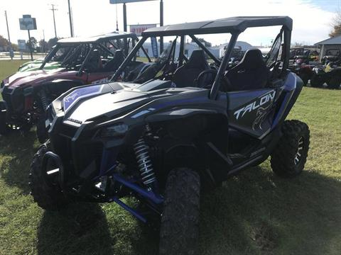 2019 Honda Talon 1000X in Escanaba, Michigan - Photo 1