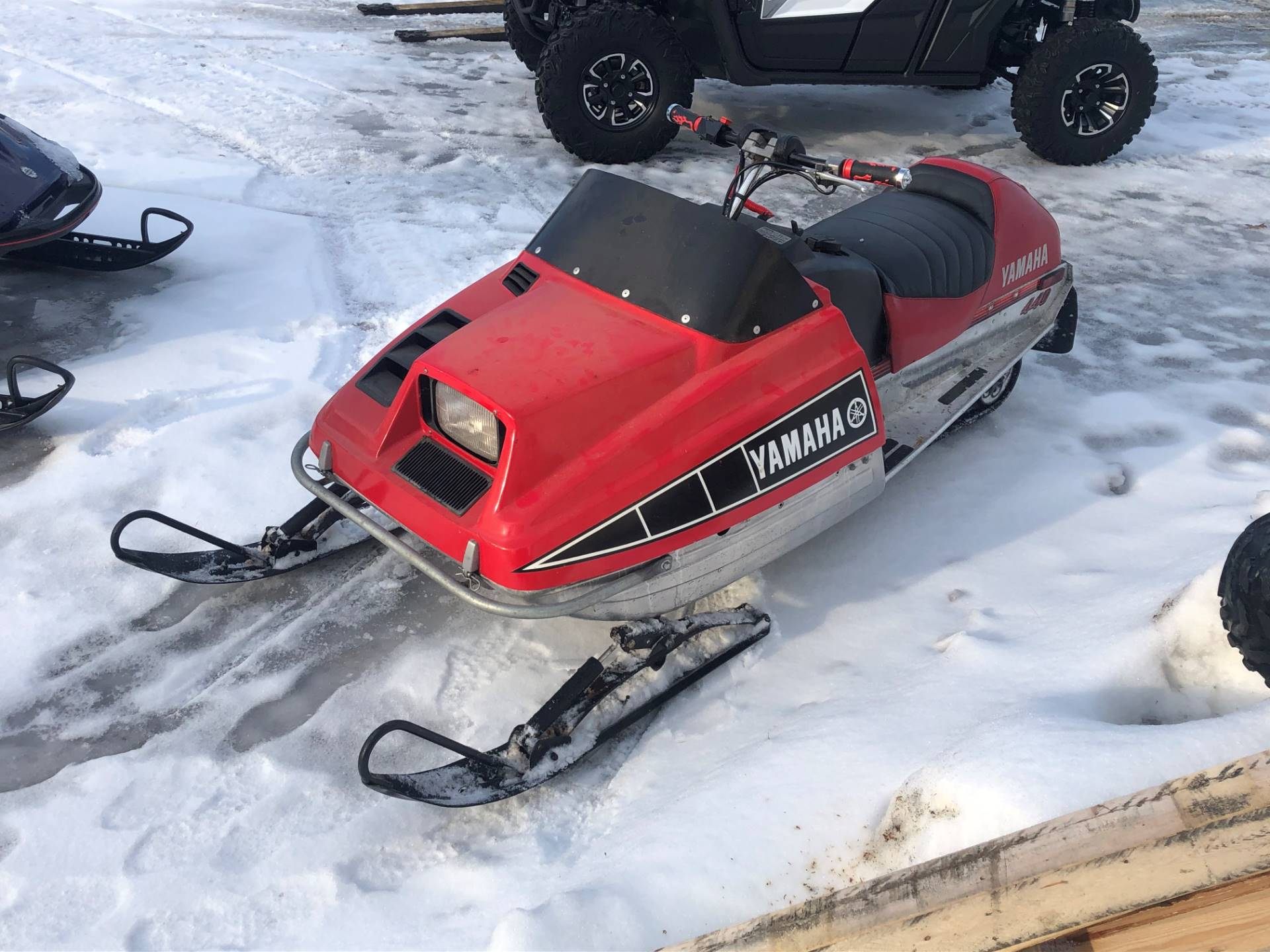 1979 Yamaha Exciter 440 in Escanaba, Michigan - Photo 2