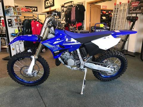 2020 Yamaha YZ125X in Escanaba, Michigan