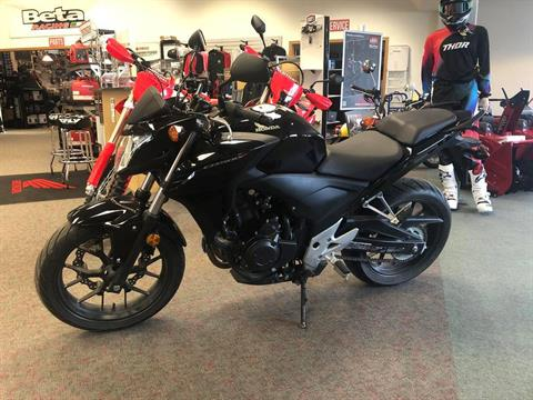 2014 Honda CB500F in Escanaba, Michigan - Photo 1