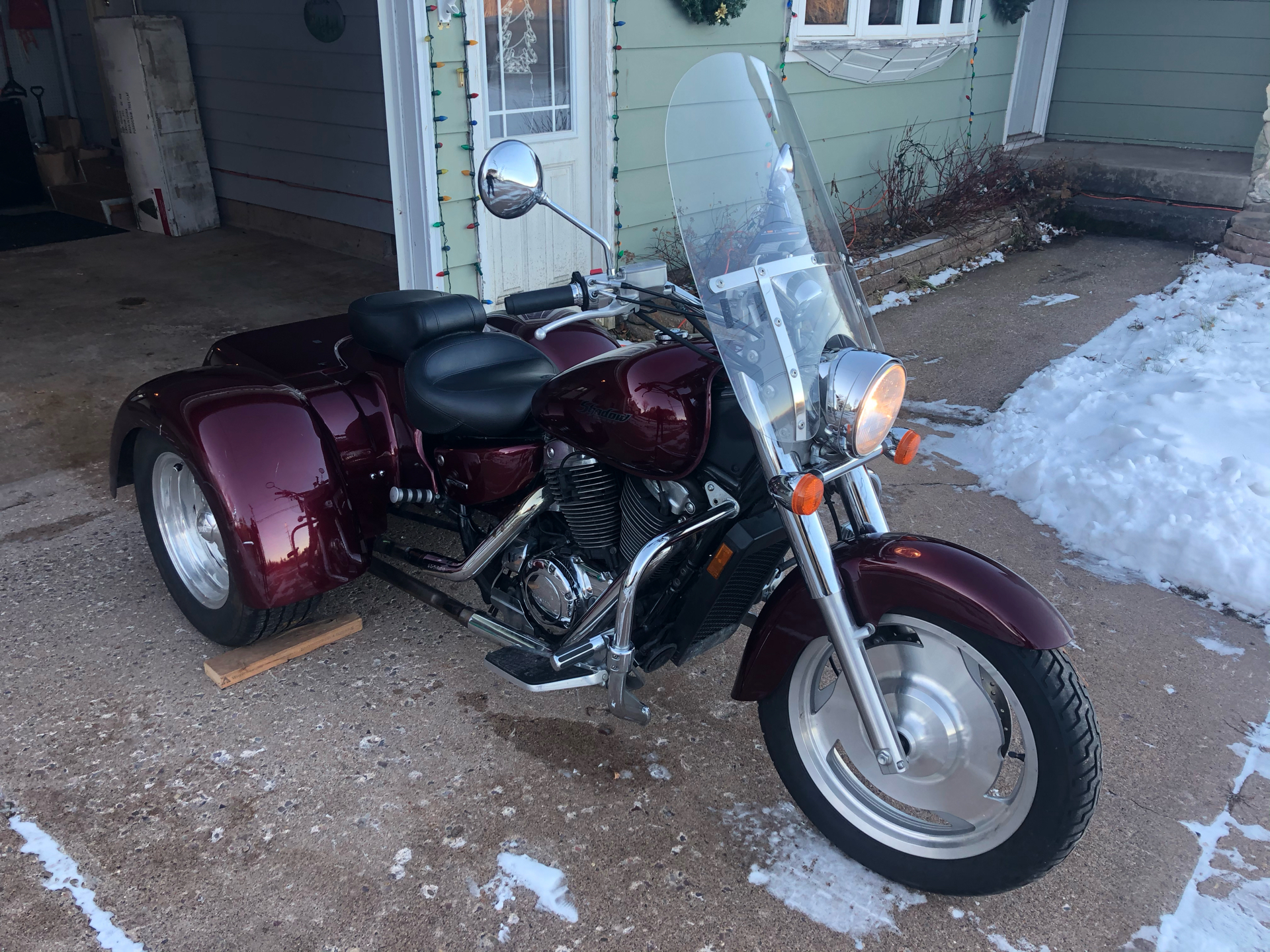 2007 Honda Shadow Sabre™ in Escanaba, Michigan - Photo 1