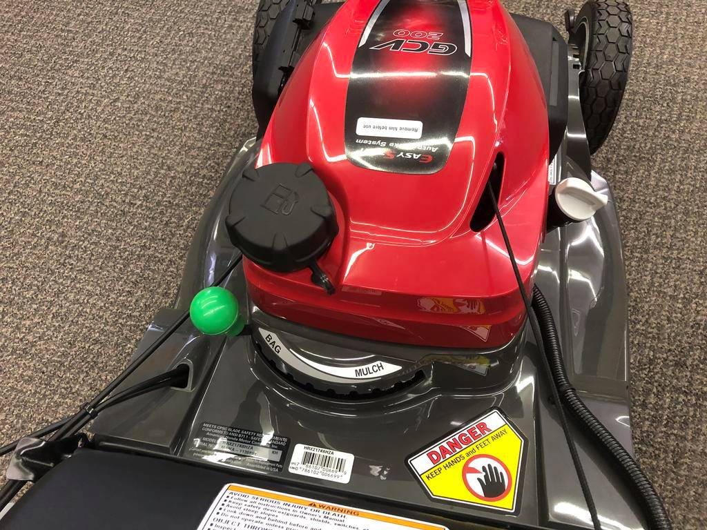 2019 Honda Power Equipment HRX2176HZA in Escanaba, Michigan - Photo 5