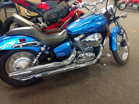 2013 Honda Shadow® Spirit 750 in Escanaba, Michigan - Photo 1