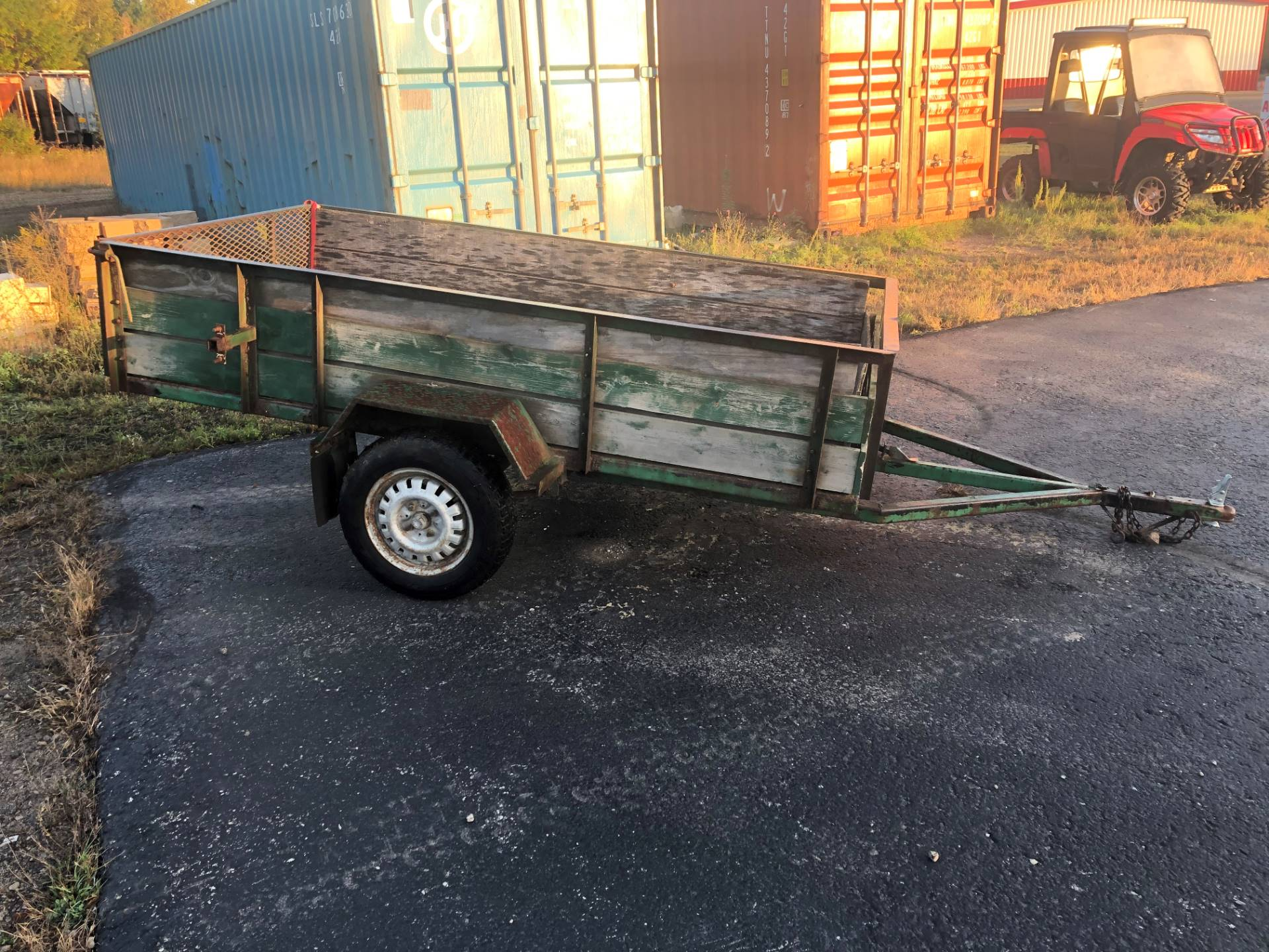 Homemade  Homemade Trailer in Escanaba, Michigan - Photo 1