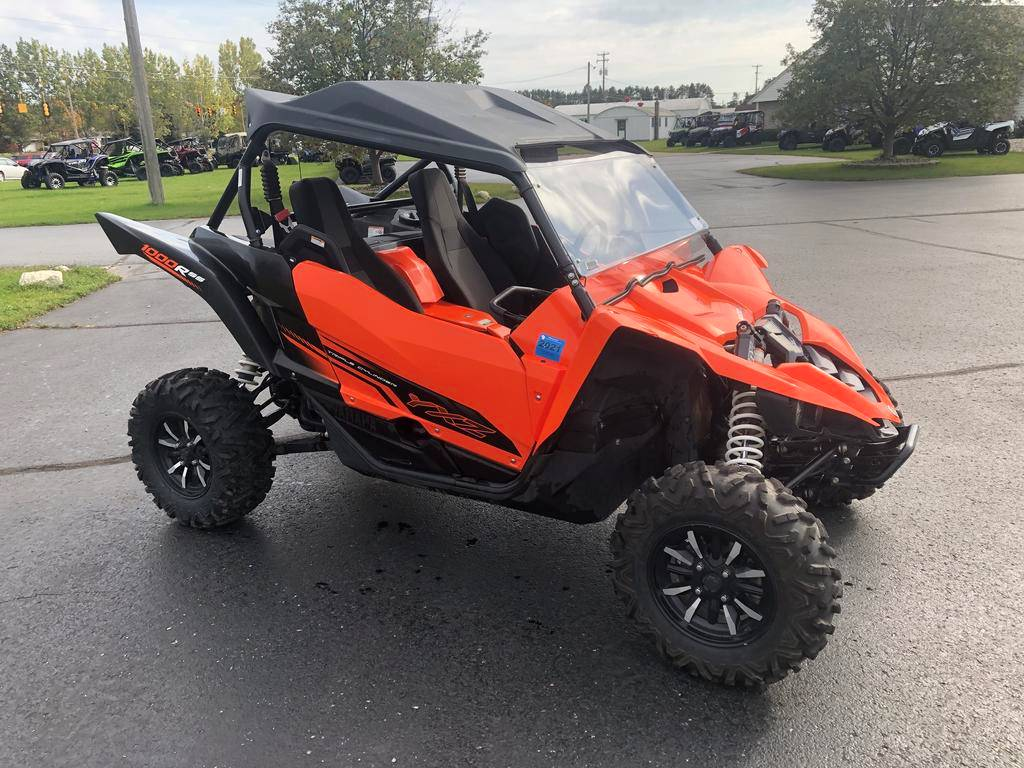2017 Yamaha YXZ1000R SS in Escanaba, Michigan - Photo 1