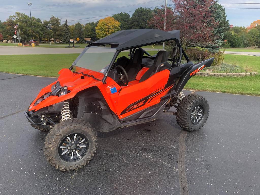2017 Yamaha YXZ1000R SS in Escanaba, Michigan - Photo 2