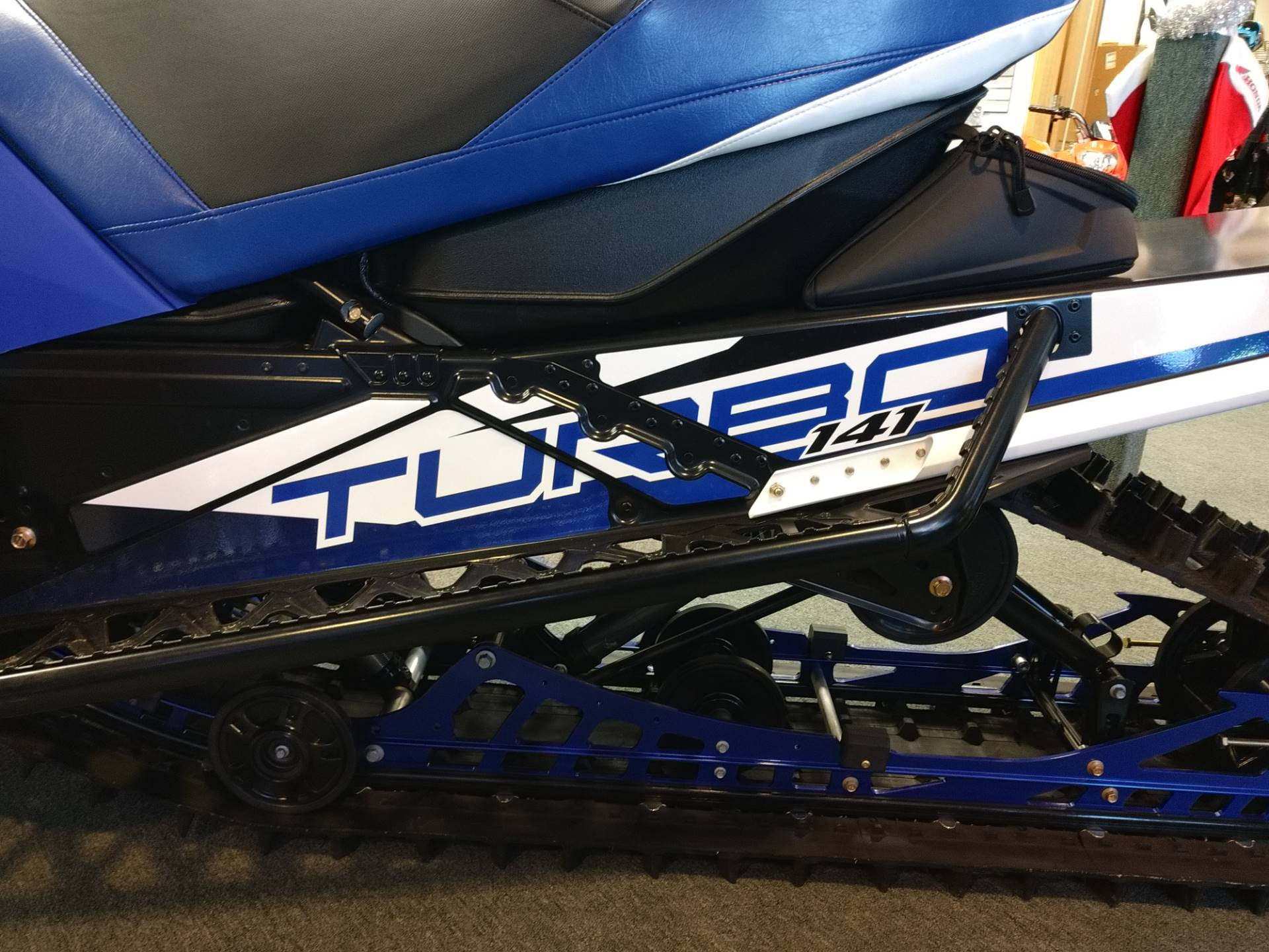 2018 Yamaha Sidewinder X-TX SE 141 in Escanaba, Michigan