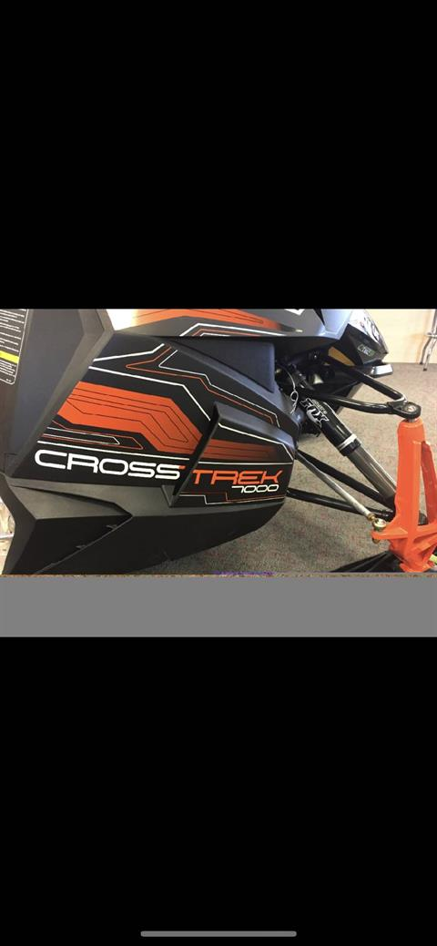 "2016 Arctic Cat XF 7000 137"" CrossTrek ES in Escanaba, Michigan"
