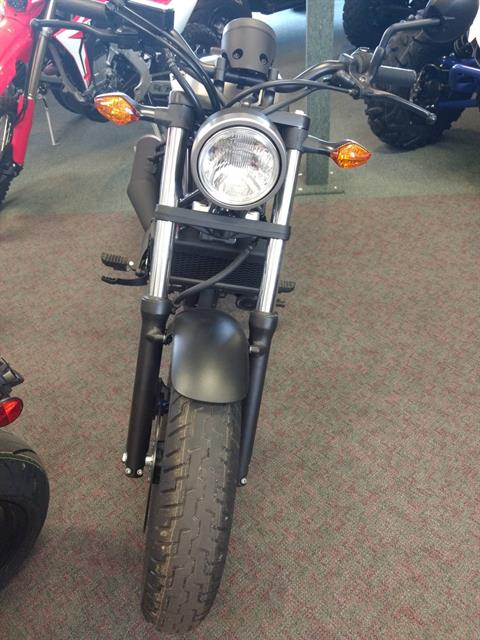 2018 Honda Rebel 300 in Escanaba, Michigan - Photo 3