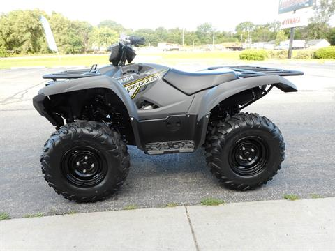 2018 Yamaha Grizzly EPS in Janesville, Wisconsin